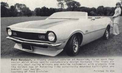 Ford Maverick Concept With Images Ford Maverick Concept Cars