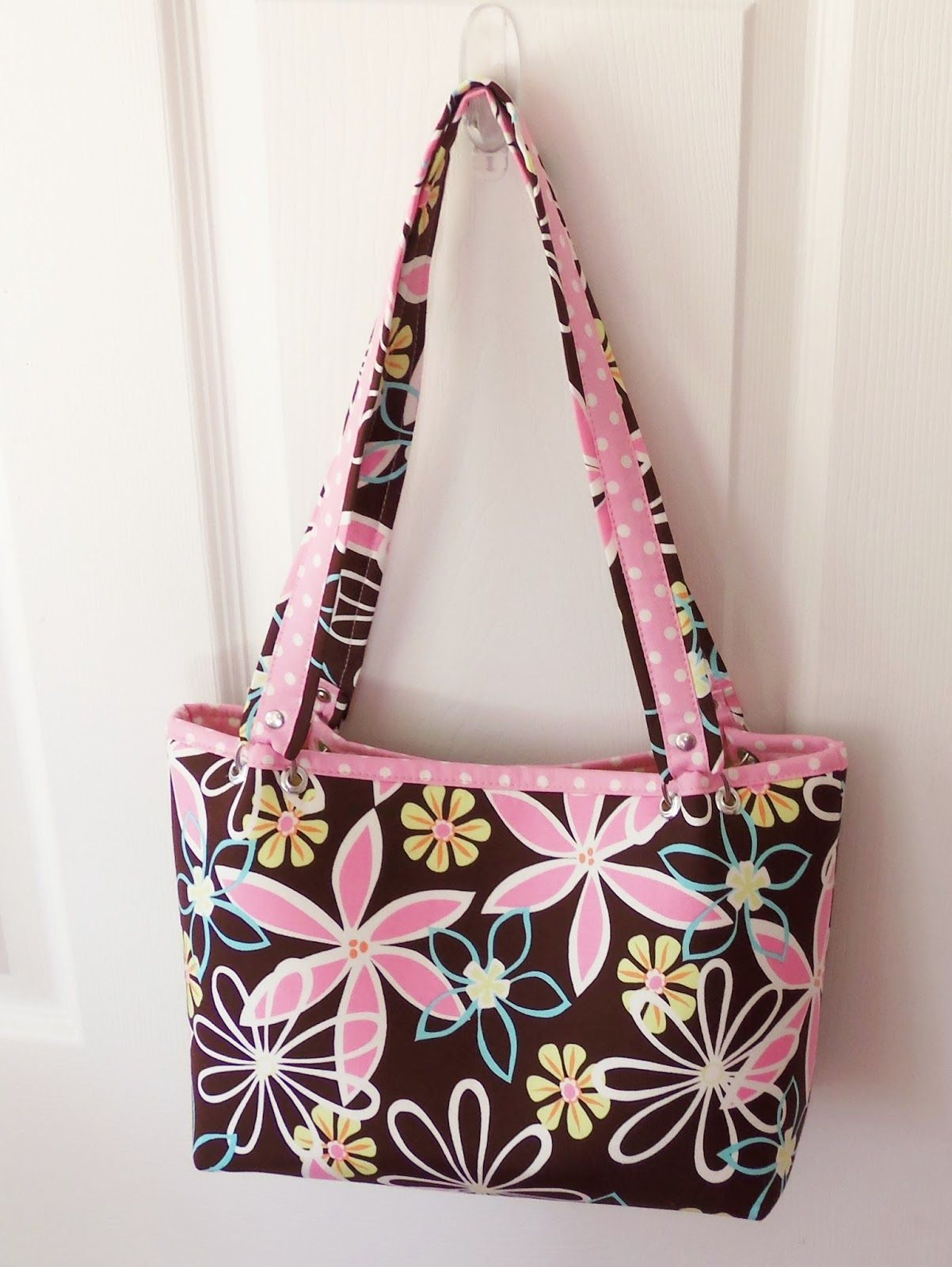 C2 Boxy Bag - Free Sewing Tutorial + Fabrics 101