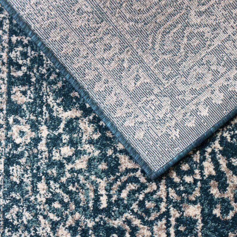 Baird Persian Inspired Teal Area Rug In 2020 Area Rugs Teal Area Rug Rugs
