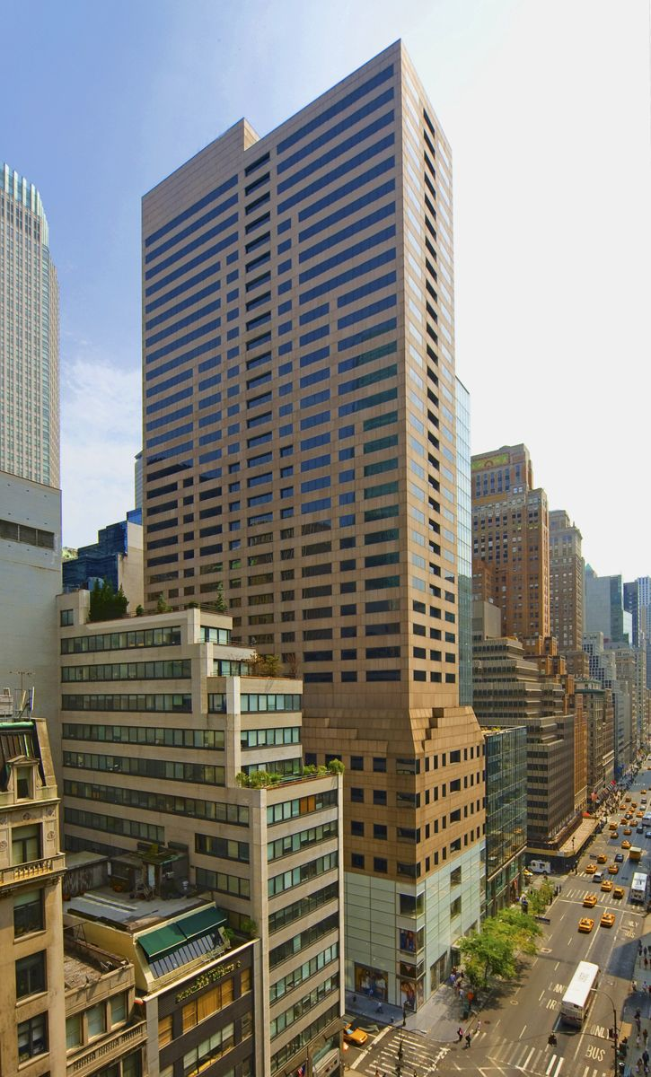575 fifth avenue owned by metropolitan life insurance