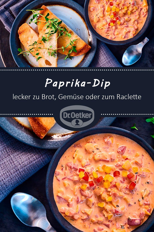 Photo of Paprika-Dip