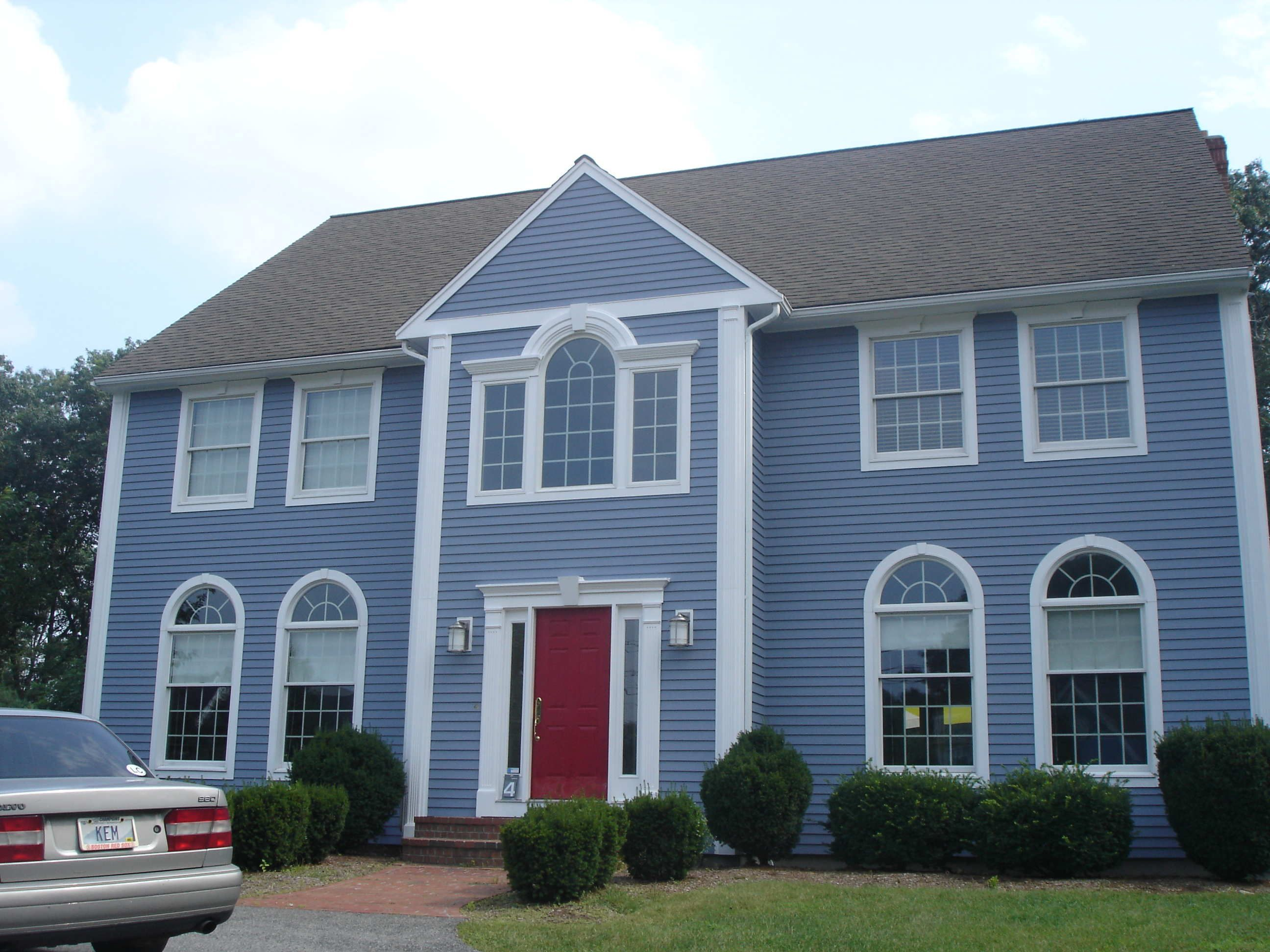 Blue Exterior House Paint Colors At CertaPro Painters of ...