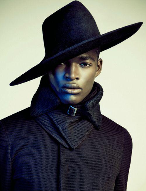 9f6560e2 Francis Villalva ; Photographer Jose Herrera | Men's Amalgamated Fashion |  Older mens fashion, Fashion, Hats for men