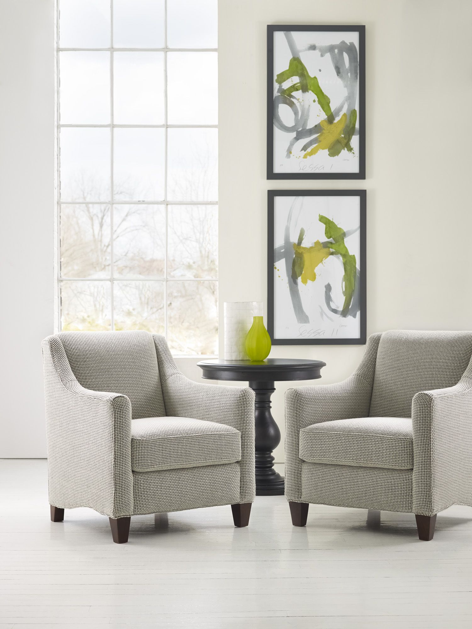 Charming H Contract Furniture | HC9542 Avery Lounge Chair