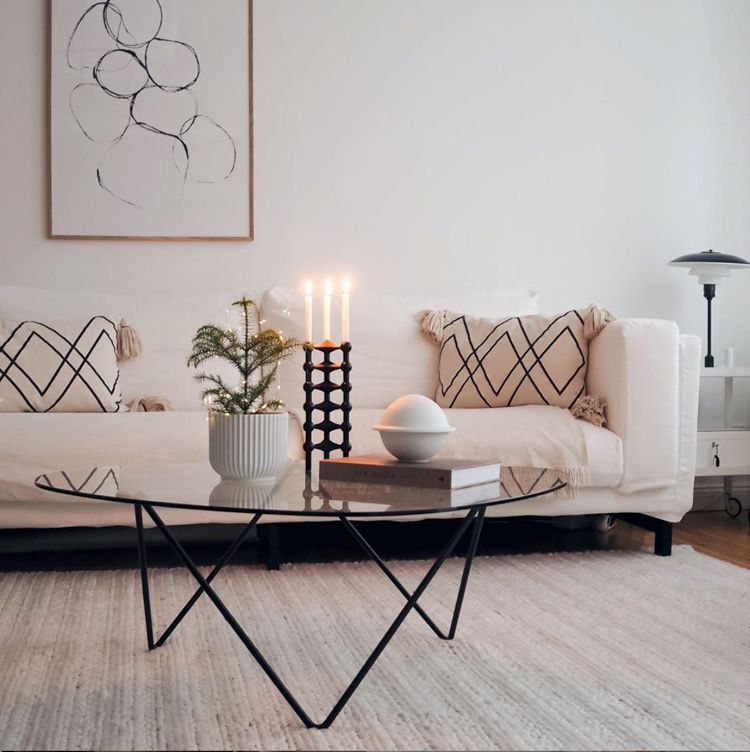 Pedrera Coffee Table In 2020 Coffee Table My Scandinavian Home
