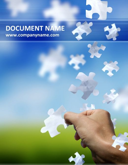 Word Documentation Cover Page Template | TemplatesBox Blog ...