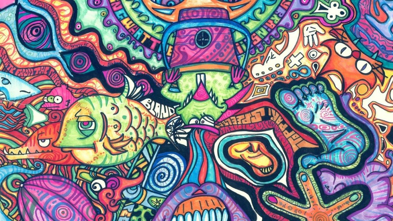Psychedelic HD Wallpapers Backgrounds Wallpaper HD Wallpapers