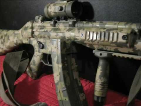 If you are thinking about painting digital camo then this video will  explain everything you need to know There has been some confusion with the  stencil web ...