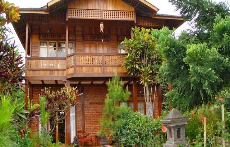 Tarif Hotel Jambuluwuk Puncak Resort Bogor Idnhotel Com Hotel Resort House Styles