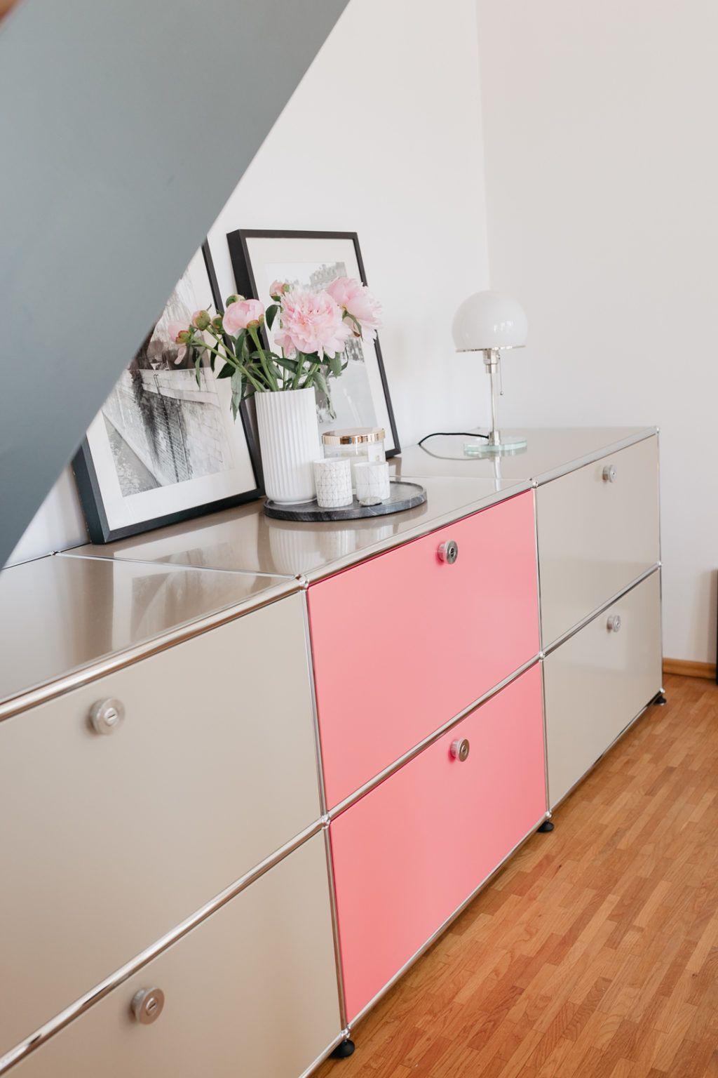 Designklassiker treffen Farbe - Ein Upgrade für unser Esszimmer - Stücke von Mariposa