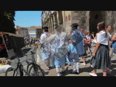 Santiago Blusas Neskas Y Los Ajos Gasteiz 2016 Santiago País Vasco Siglo Xvi