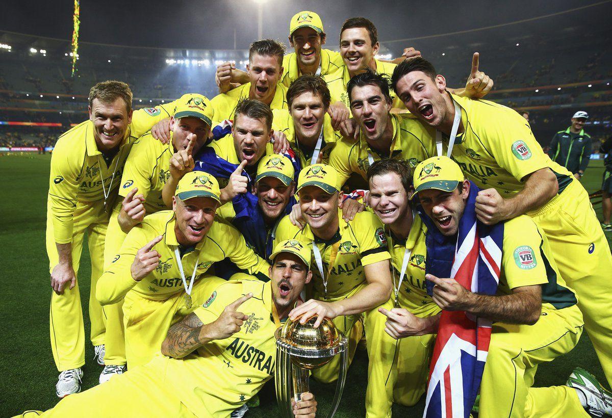 Cricket Com Au Cricketaus Twitter Australia Cricket Team Cricket World Cup Cricket World Cup Winners