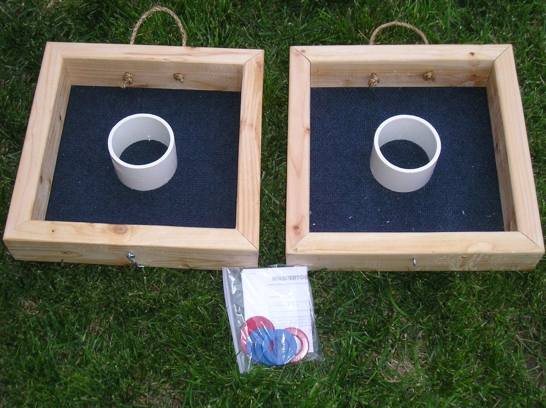 washers this is a must to bring every time we go camping they are