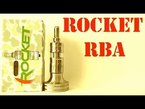 ROCKET RBA - MICROCOIL - http://atomizerwicksupplies.com/rocket-rba-microcoil/