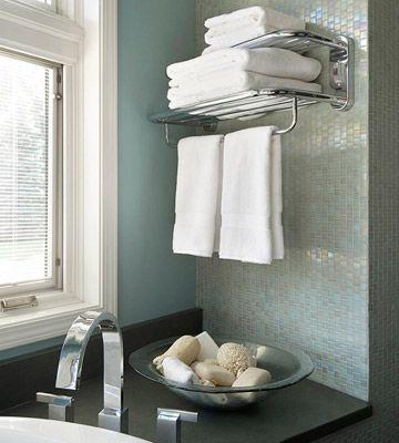 Quick And Easy Bath Storage Bath Storage Top Bathroom Design