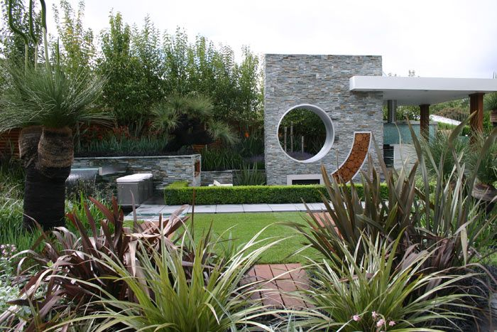 Garden Supplies International Design Awards Page 9 Contemporary Landscape Design Modern Landscape Design Modern Landscaping
