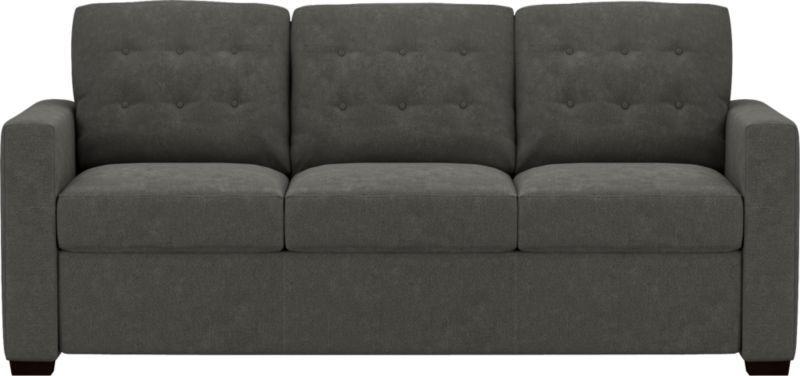 Pleasant Allerton Queen Plus Sleeper Sofa Crate And Barrel In Doe Cjindustries Chair Design For Home Cjindustriesco