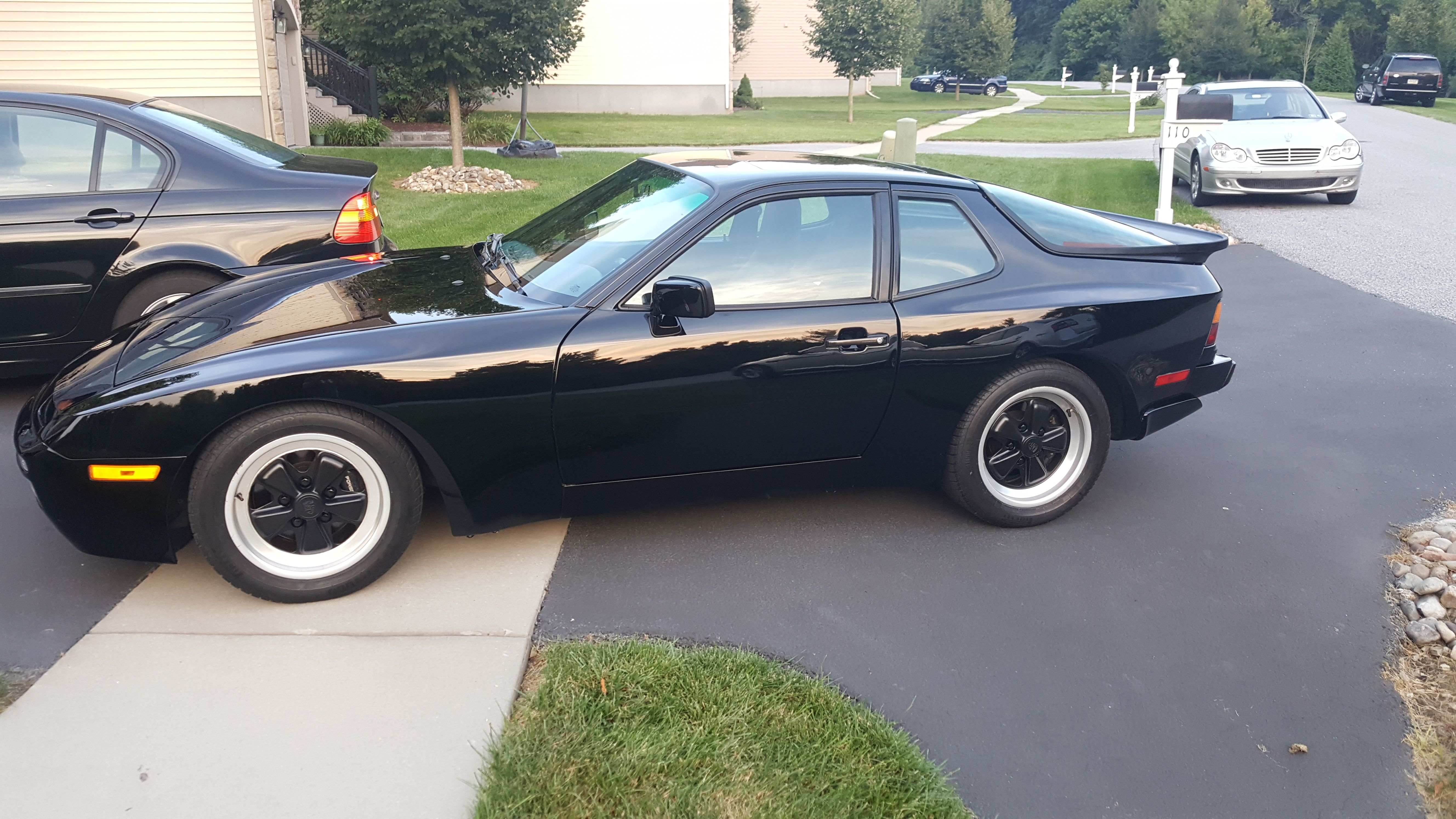 Pin By Michael Heiliger On 1986 Porsche 944 Na And Turbo Porsche 924 Porsche 944 Vintage Porsche