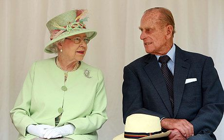 Queen and Prince Philip to visit Germany June 2015