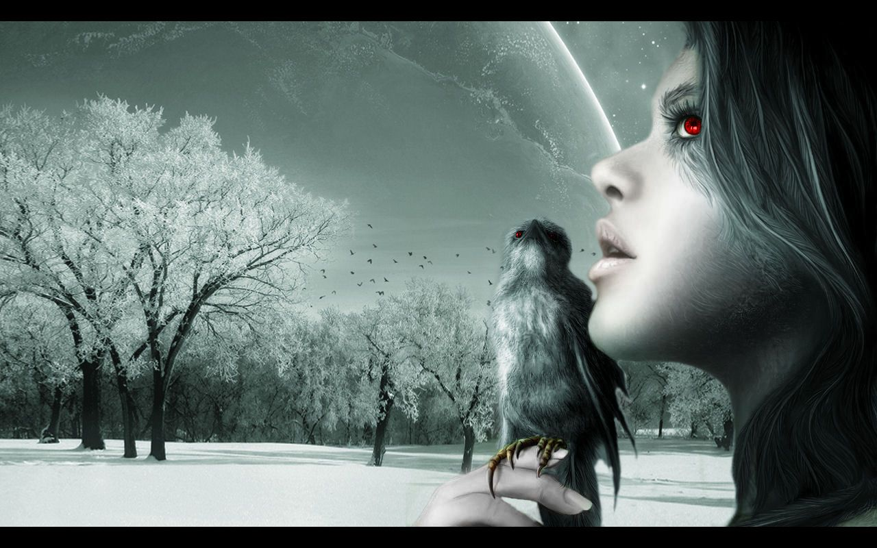 The evil eye fantasy wallpapers pinterest background images fantasy women wallpaperbackground 1280 x 800 id 71157 wallpaper abyss on wookmark voltagebd Choice Image