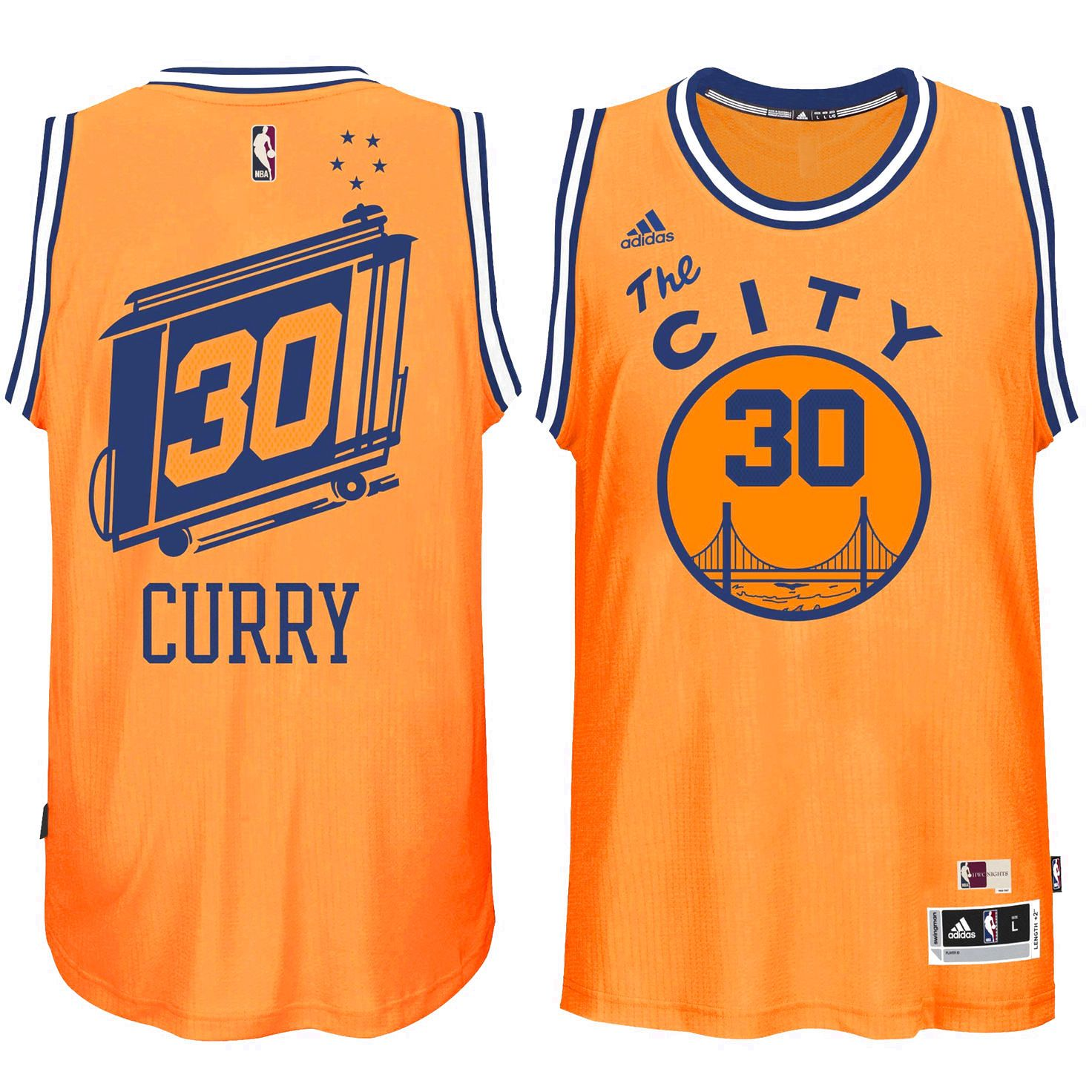 5da158e1755a Stephen Curry Golden State Warriors adidas Current Player Hardwood Classics  Swingman climacool Jersey - Gold -  87.99
