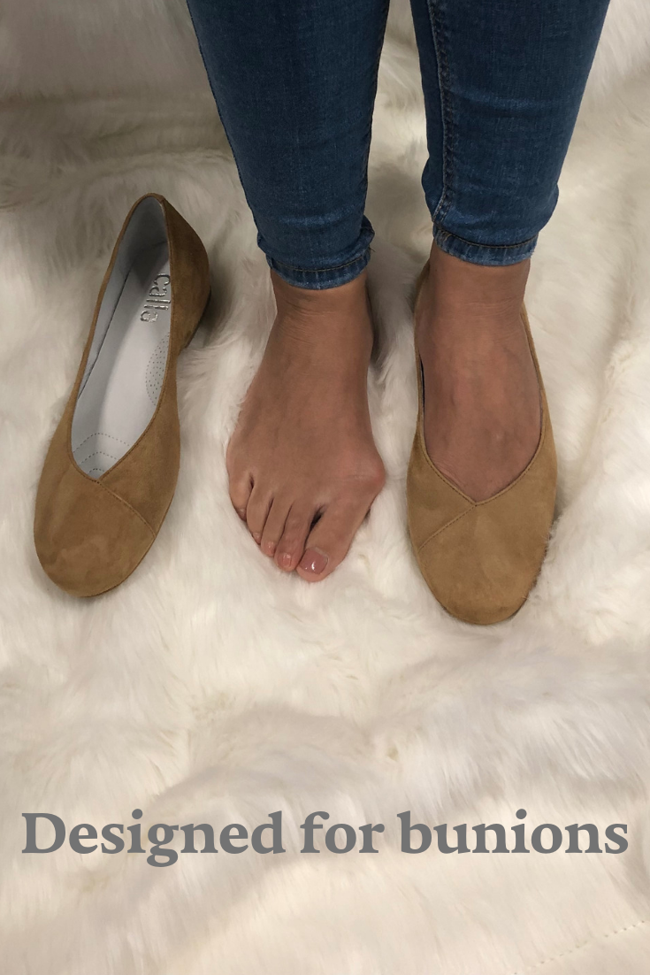 Flats shoes comfortable, Bunion shoes