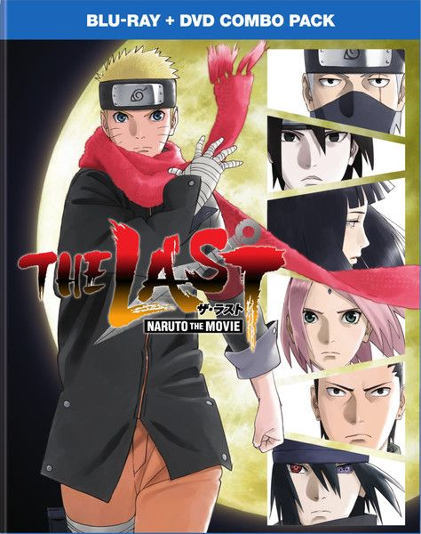The Last Naruto The Movie Blu Ray Dvd Naruto The Movie Naruto Anime Naruto