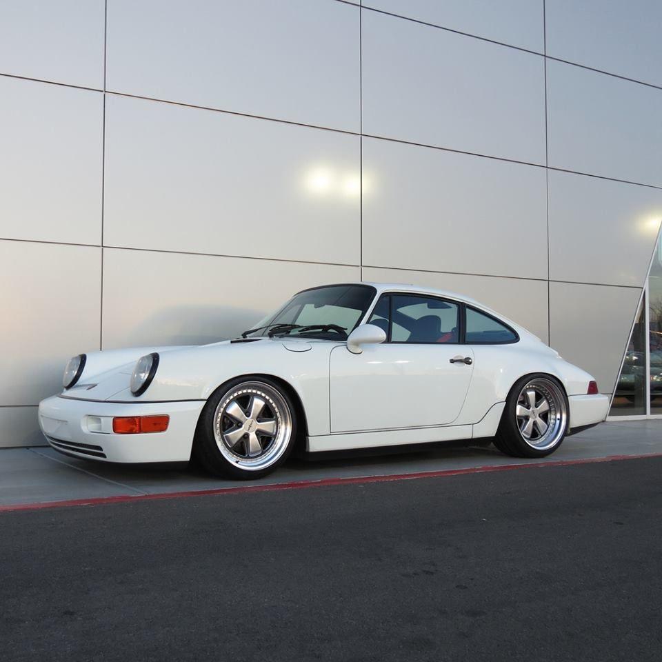 Porsche 911 Rotiform Fuchs Design Wheels Porsche 964