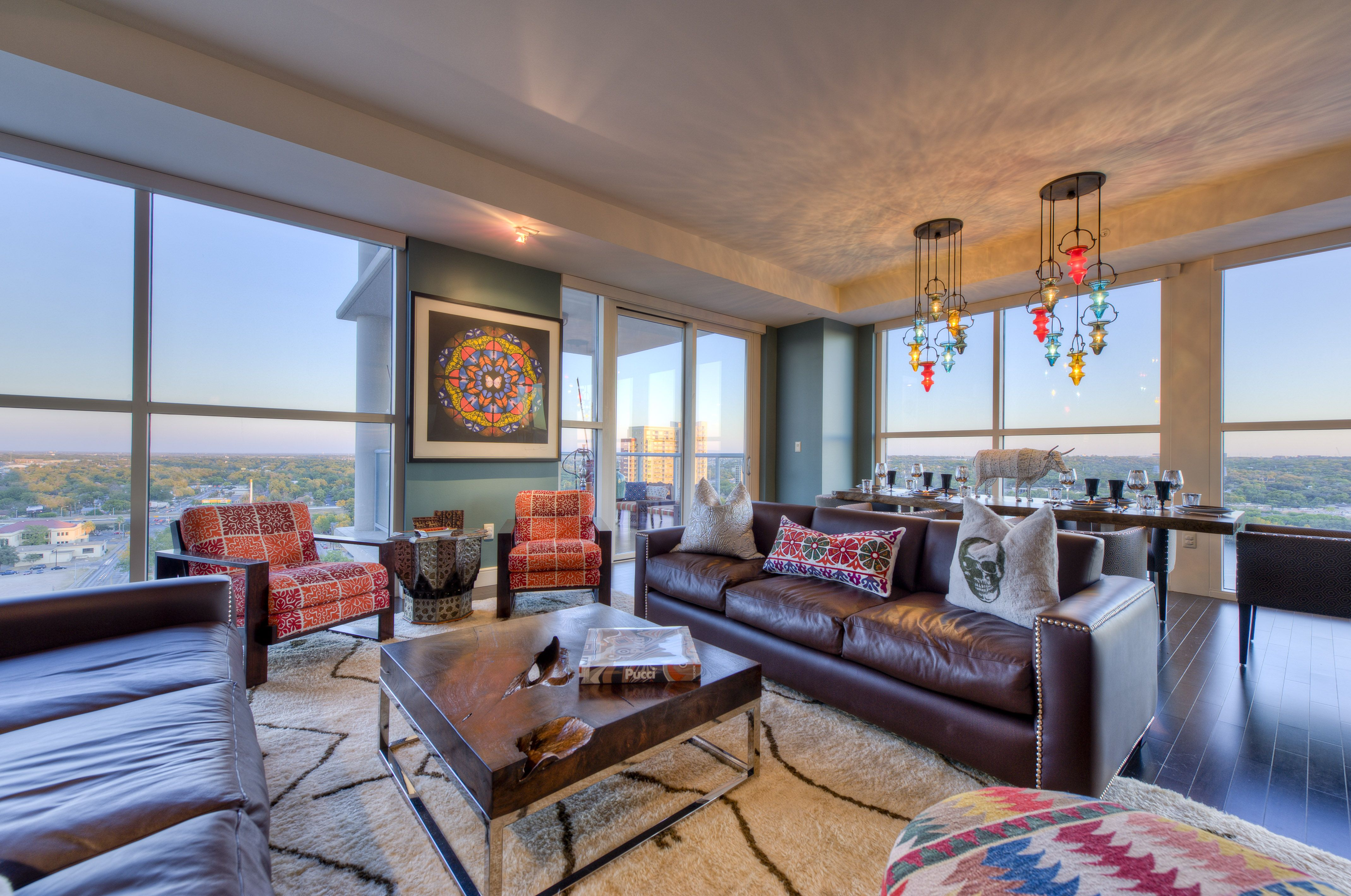 Check Out This Texas Living Room By Wrightinteriors Love The Use