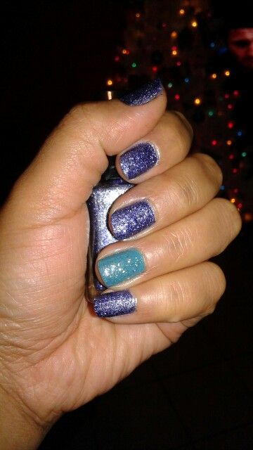 My nails to.