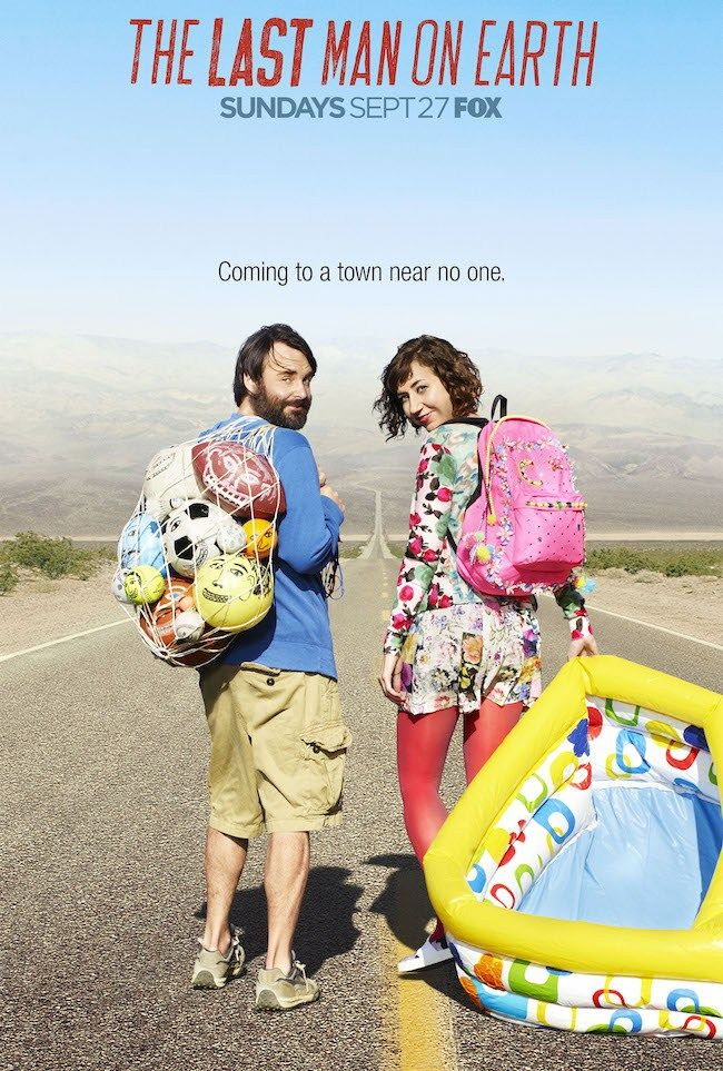 The Last Man on Earth Season 2 Poster Offers First Glimpse of Phil