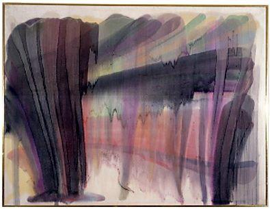 Morris Louis Paintings