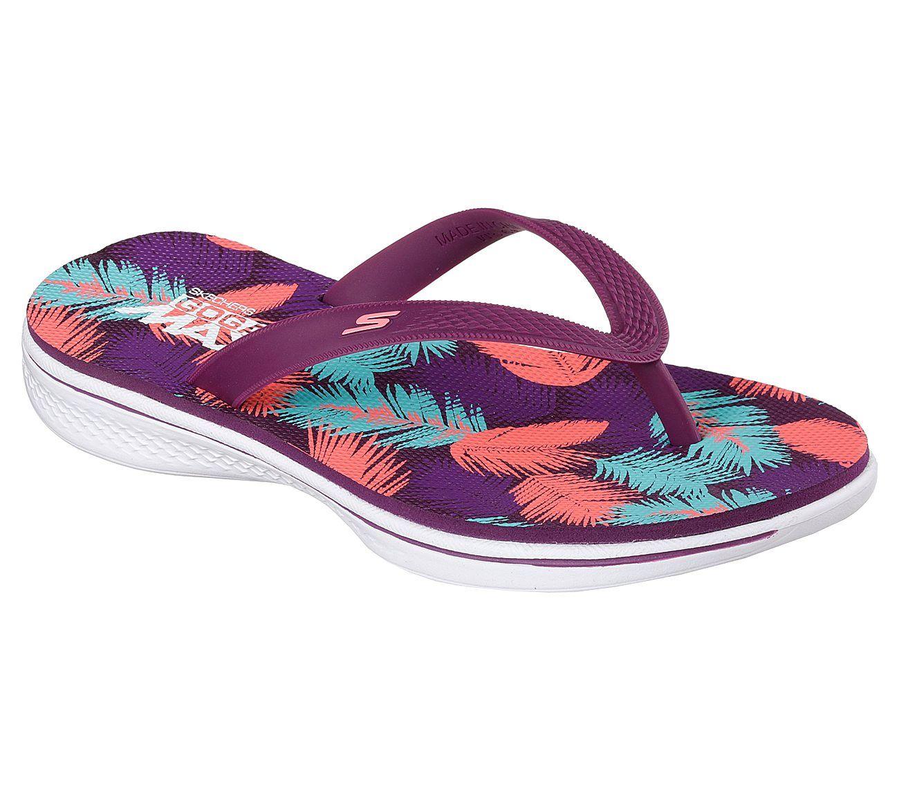 Lagoon sandal. Sculpted soft rubber