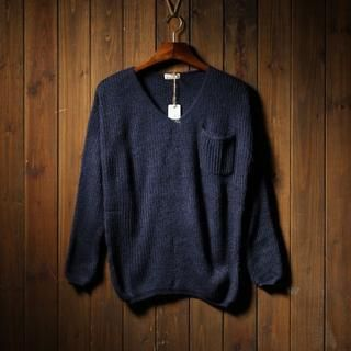 Buy 'SNAPS – V-Neck Sweater' with Free International Shipping at YesStyle.com. Browse and shop for thousands of Asian fashion items from China and more!