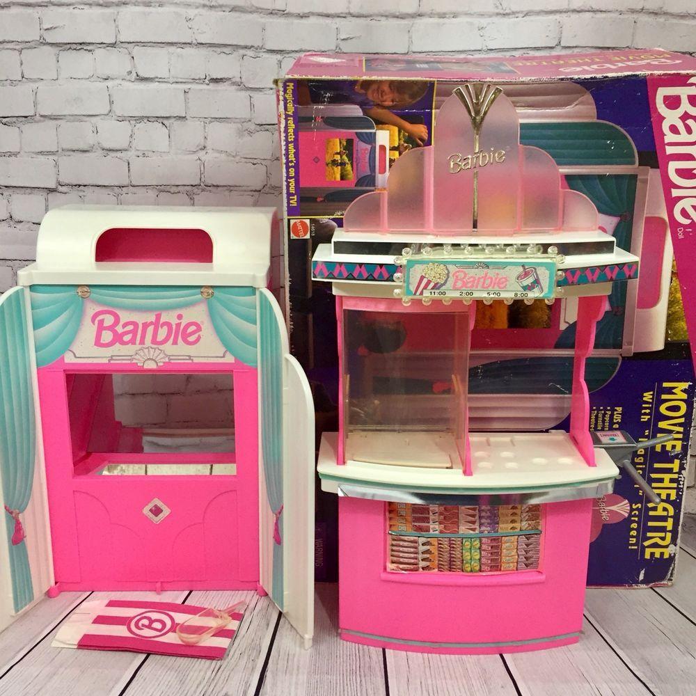 Barbie Movie Playset