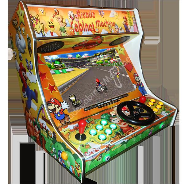 arcade spinner games