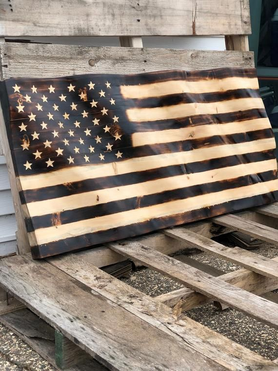 Distressed Wooden American Flag Wall Art Handcrafted Wood Military Support Flag United States Wavi Americanflagart Distressed Wooden Americ Reiseziele Reisen