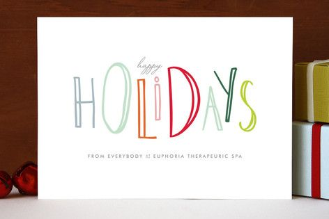 Creative Holiday Cards