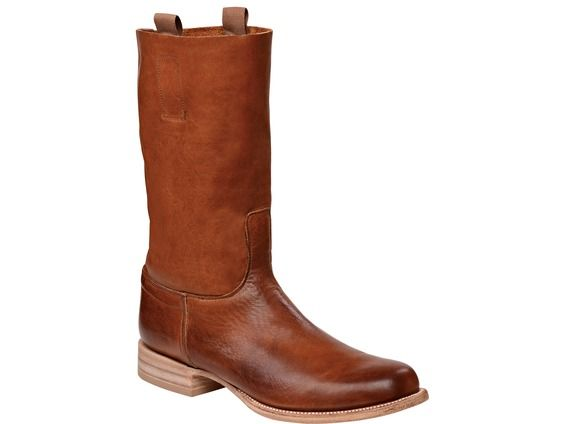 Lucchese Men's Cowboy Boots | Sancho | Goat in Saddle Brown #LuccheseBoots  #Rodeo