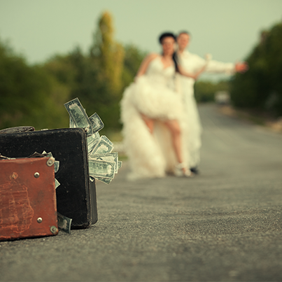 What Can You Deduct From Your Wedding Expenses Http Blogs Hrblock