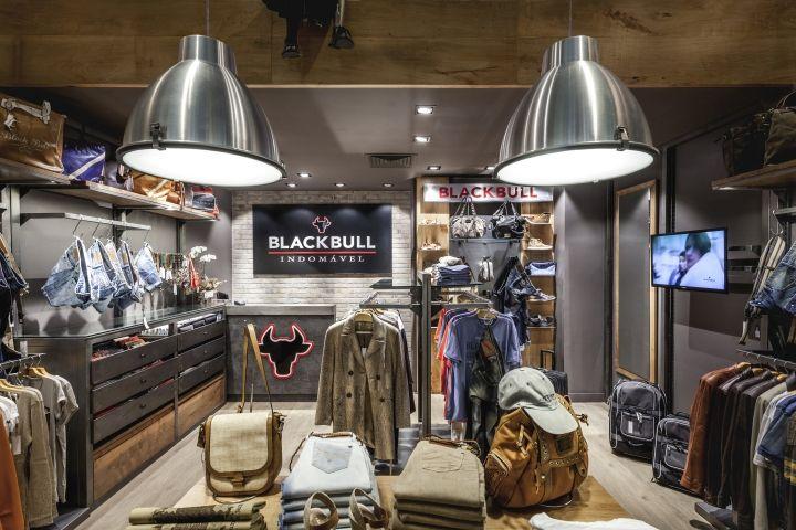 Blackbull Store by Planobase Lubianca at Bourbon Ipiranga Mall ...