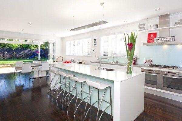 A Visual Feast Of Sleek Home Design Kitchen Design Open Kitchen Design Styles House Design