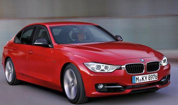 2012 Bmw 3 Series To Be Launched In India On 27th July Photos