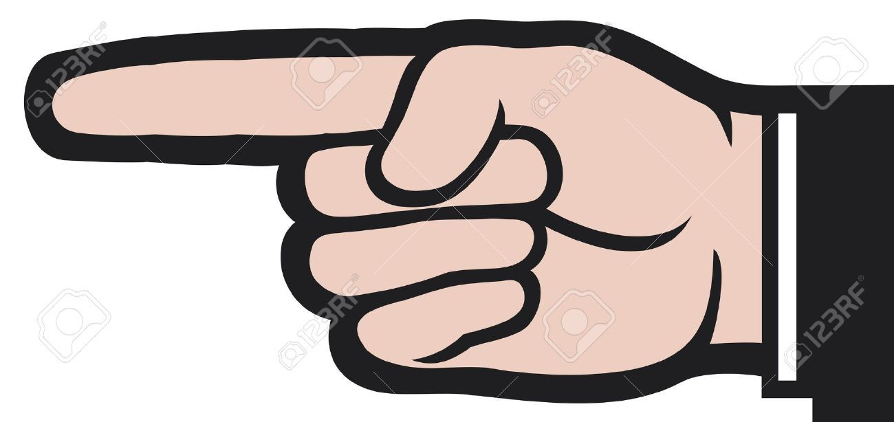 pointing finger stock vector illustration and royalty free pointing finger clipart pointing fingers pointing hand clip art pointing finger stock vector