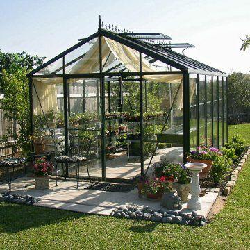 Janssens Royal Victorian 10 1 X 15 Foot Greenhouse 정원 가꾸기 온실 디자인 온실