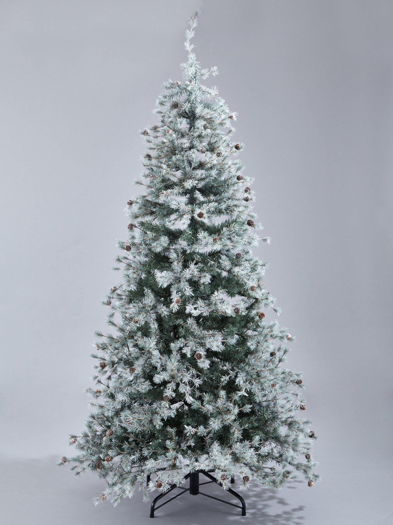 christmas tree - 6ft White Christmas Tree
