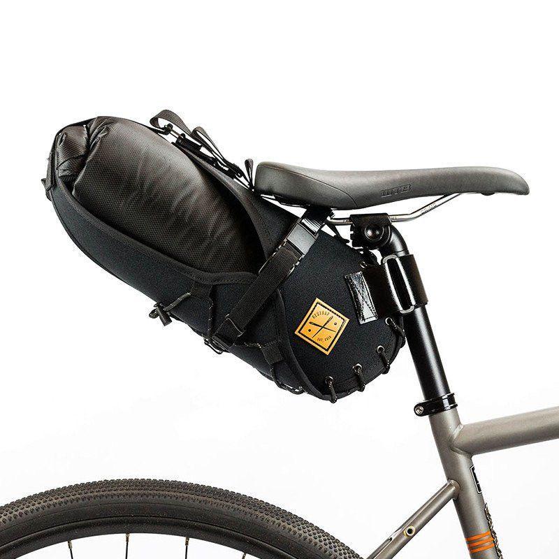 Restrap CarryEverything Saddle Bag | Dry bag, Saddle bags