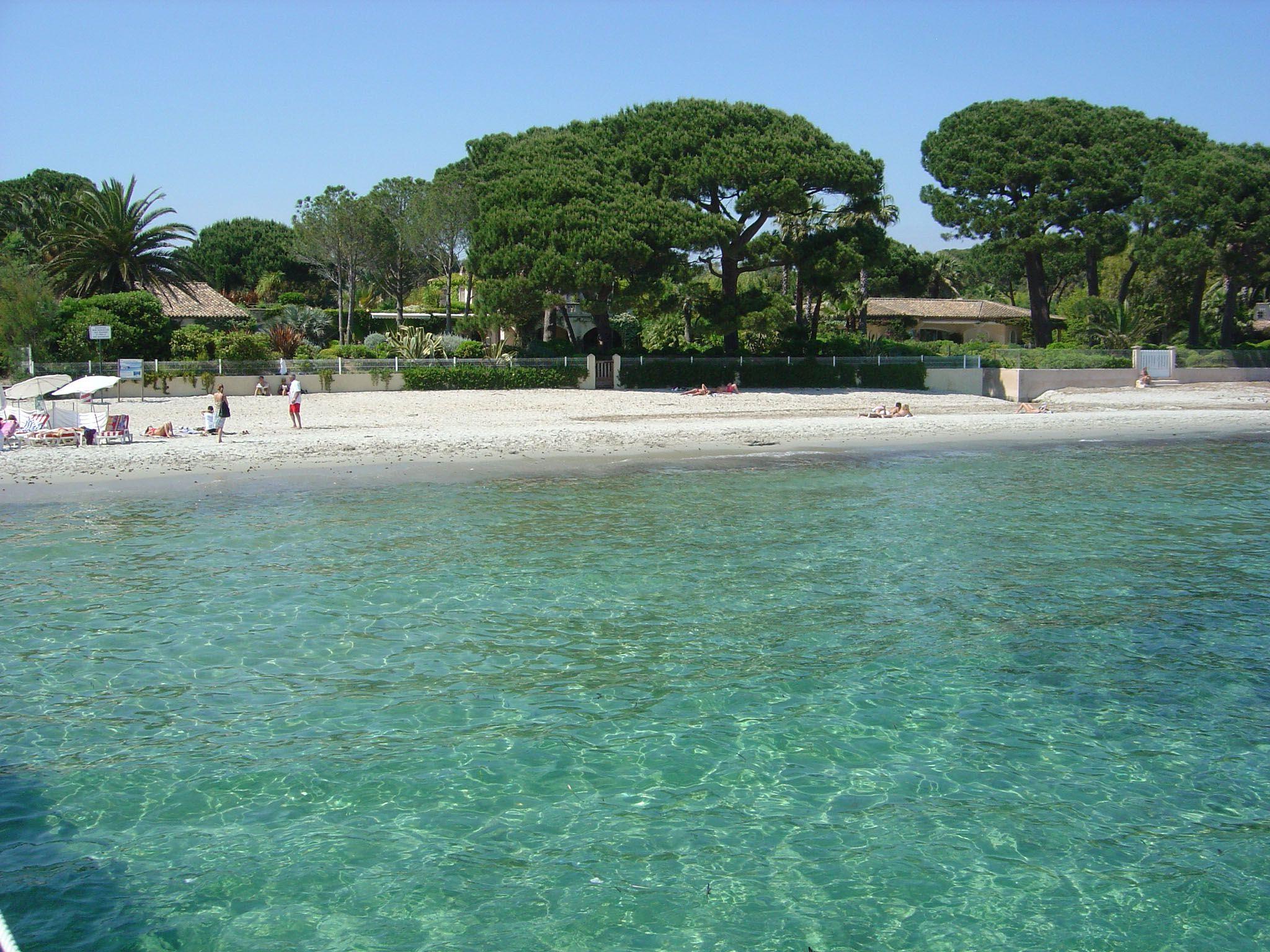 Saint Tropez Yachts At Pampelonne Beach St Tropez Saint Tropez