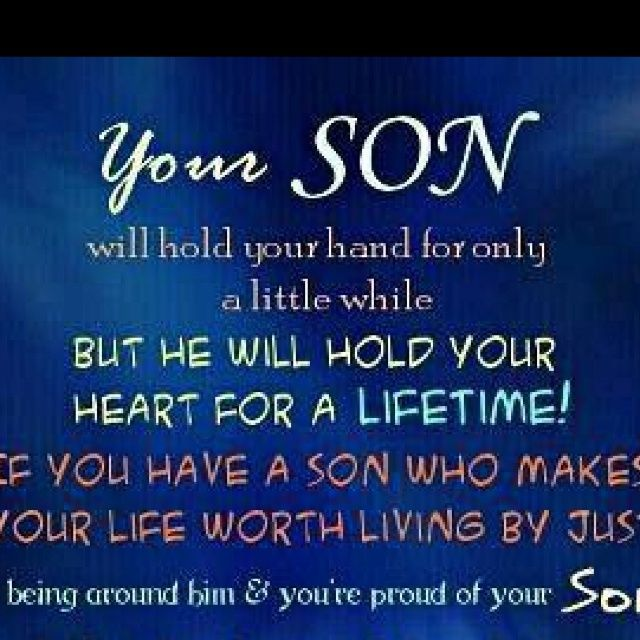 For The Kids I Love Youlove My Sonlivefamily Quotesfun