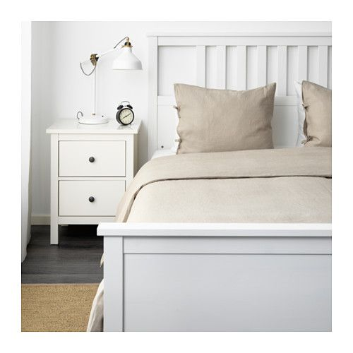 ikea puderviva housse de couette et taie s cru. Black Bedroom Furniture Sets. Home Design Ideas